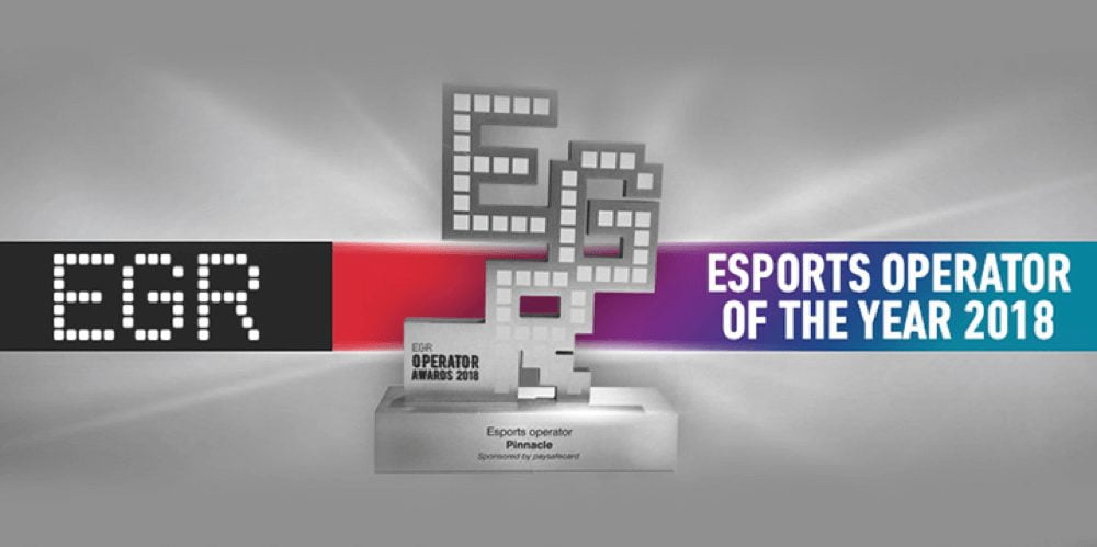 pinnacle esports operator of the year