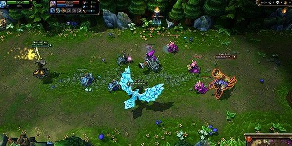 Screenshot 1 from League of Legends esports betting