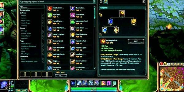Screenshot 3 from League of Legends esports betting
