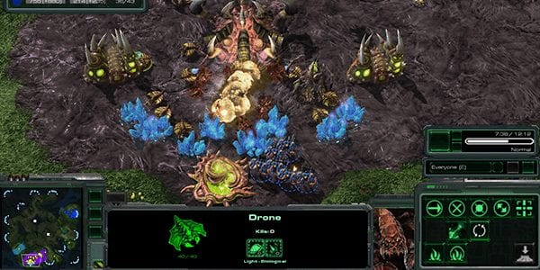 Screenshot 3 from Starcraft 2 esports betting