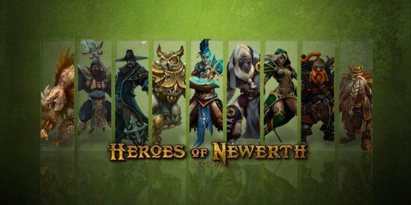 Screenshot 1 from Heroes of Newerth esports