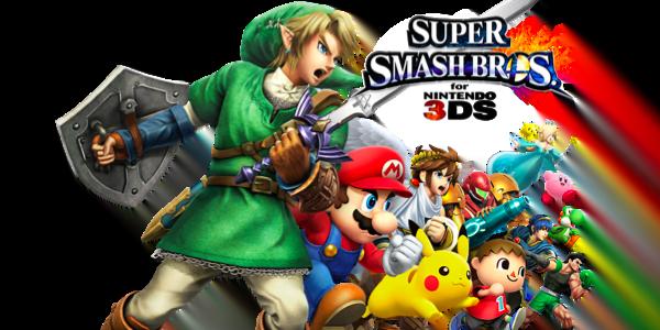 Screenshot 1 from Super Smash Bros