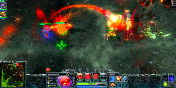 Screenshot 3 from Heroes of Newerth esports