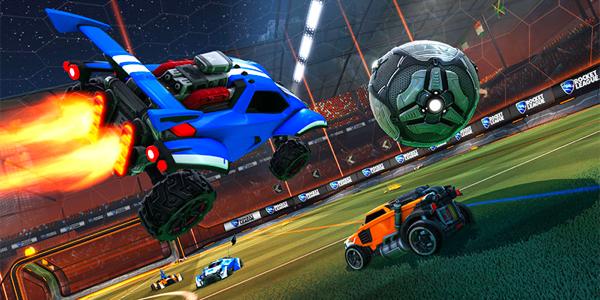 Screenshot 2 from Rocket League esports betting