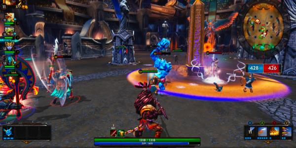 Screenshot 3 from SMITE