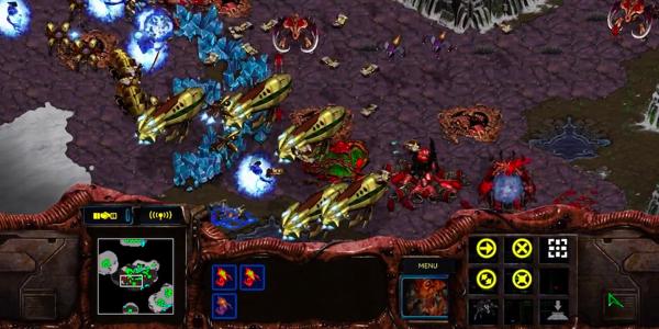 Screenshot 3 from Starcraft esports