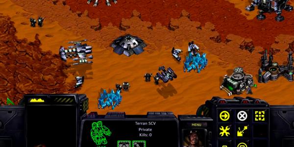 Screenshot 2 from Starcraft esports
