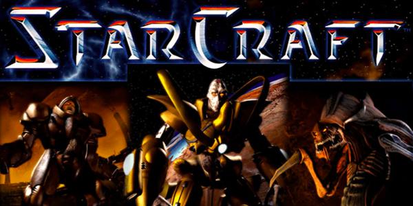 Screenshot 1 from Starcraft esports