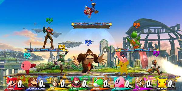 Screenshot 3 from Super Smash Bros