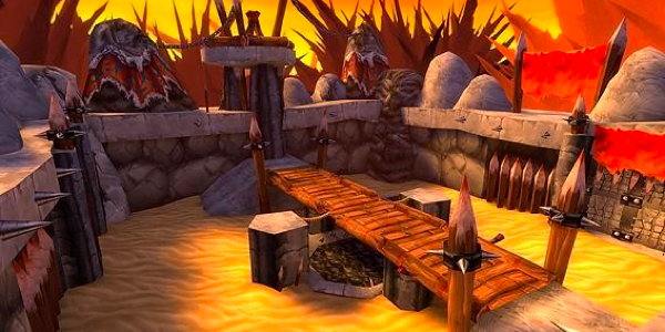 Screenshot 2 from World of Warcraft sites