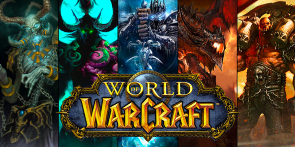 Screenshot 1 from World of Warcraft sites