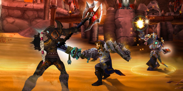 Screenshot 3 from World of Warcraft sites
