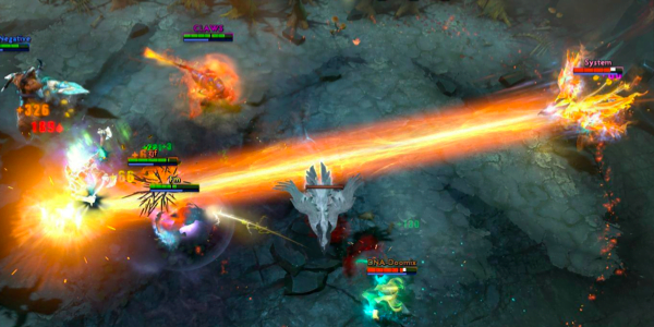 Screenshot 3 from Dota 2 sites and matches