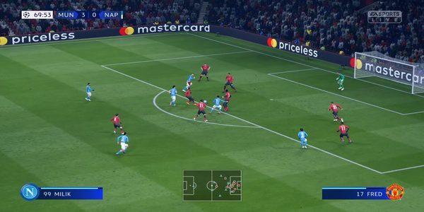 Screenshot 3 from FIFA esports betting