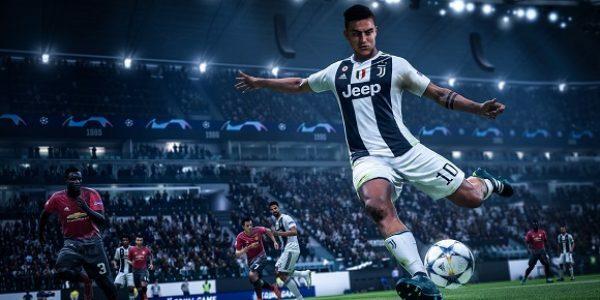 Screenshot 2 from FIFA esports betting