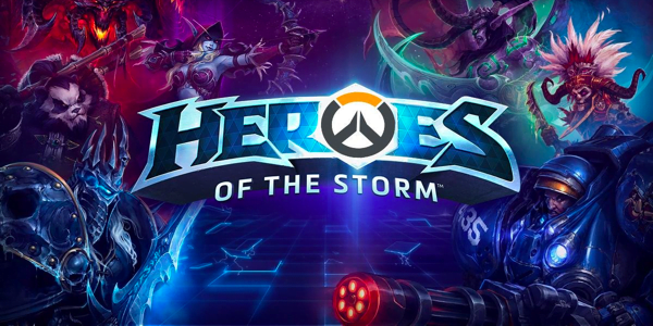 Screenshot 1 from Heroes of the Storm esports betting