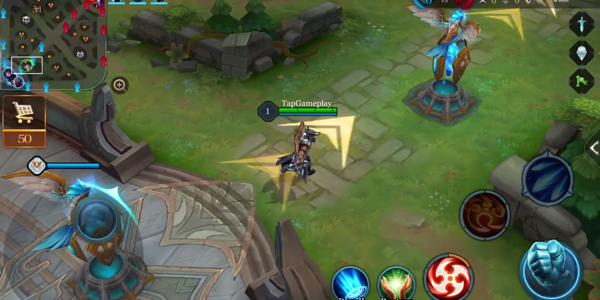 Screenshot 3 from Arena of Valor esports betting
