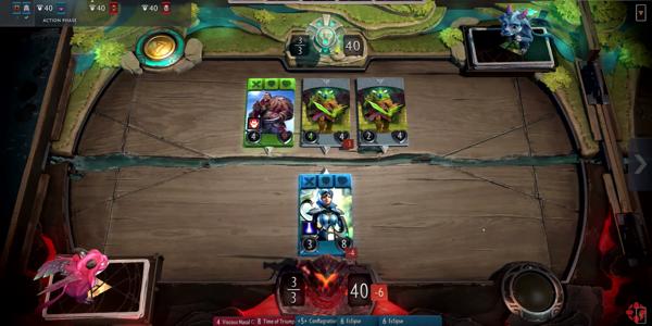 Screenshot 3 from Artifact esports