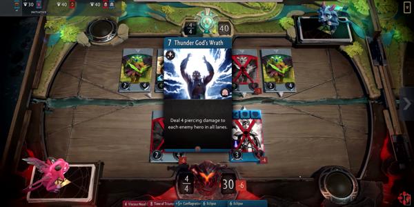 Screenshot 2 from Artifact esports