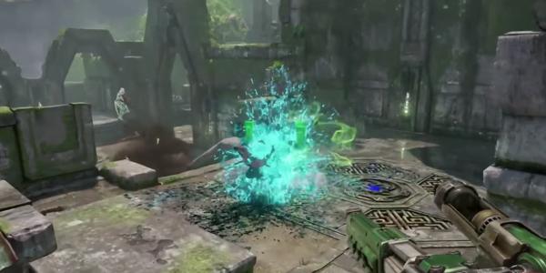 Screenshot 2 from Quake esports