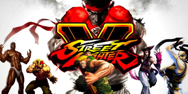 Screenshot 1 from Street Fighter V esports betting
