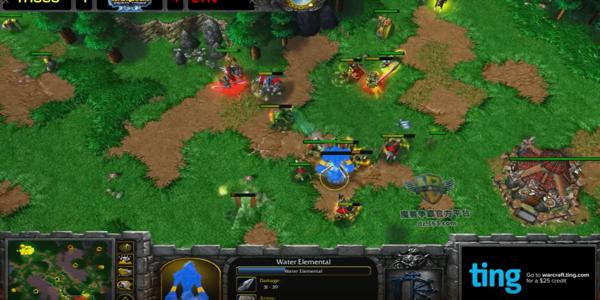 Screenshot 3 from Warcraft 3 esports betting