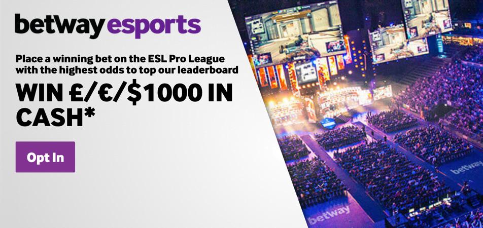 Win £/€/$ 1000 IN CASH