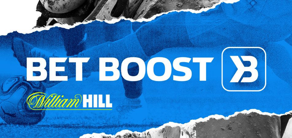 Bigger winnings with William Hill Bet Boost
