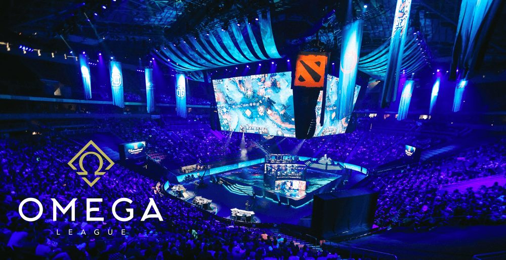 Dota 2 Omega League summer event