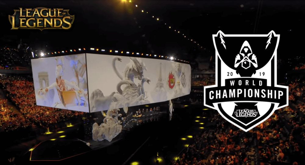 LoL World Championships Schedule, format and live streaming