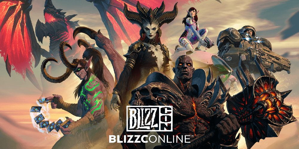 Hot news from BlizzCon 2021