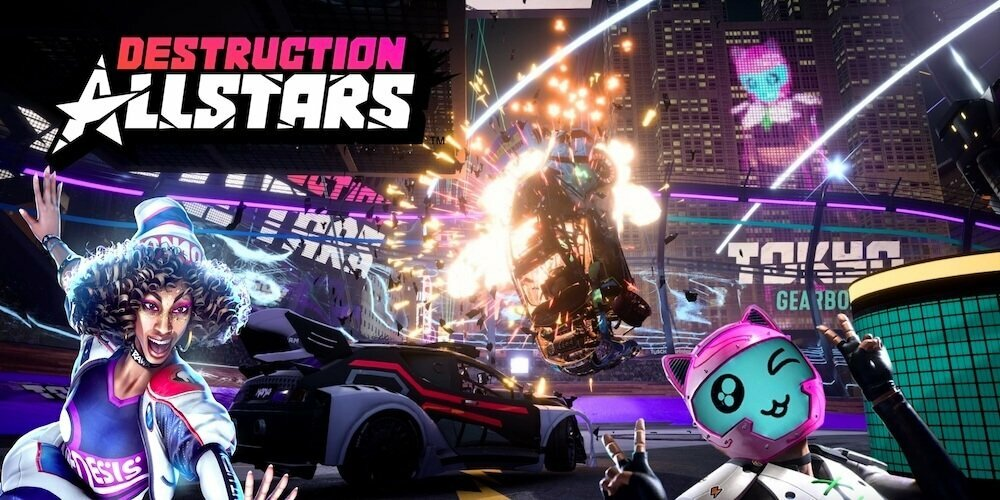 Destruction Allstars - Could it be the next esports hit?